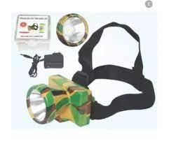 HCM]Đèn pin đội đầu lấy ráy tai chuyên dụng