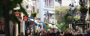 Designer Shops In Gibraltar Main Street Gibraltar Welcome To Gibraltar