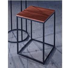 Slimline Bedroom Furniture Slimline Retro Walnut Side Tables Retro Furniture Online At