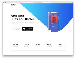 Bootstrap Landing Page Design 38 Free Bootstrap Landing Page Templates With Modern Design 2020
