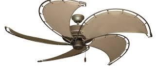 ceiling fan vintage. raindance nautical ceiling fan in antique bronze with khaki canvas spring frame blades and light gulf coast fans vintage e