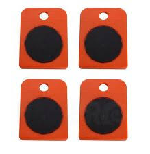 furniture rollers. 4pc ram-pro furniture slider mover wheel rollers appliances easy roll e