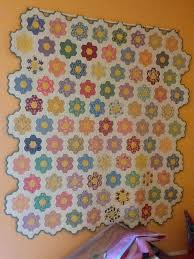 grandmothers flower quilt | Grandmother's Flower Garden Quilt ... & grandmothers flower quilt | Grandmother's Flower Garden Quilt Patterns Adamdwight.com