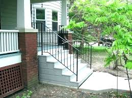 concrete staircase cost to carpet stairs of steps residential stamped23