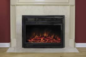 paramount ef 128 5 28 retrofit electric fireplace insert