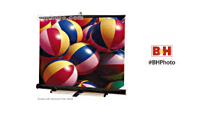 <b>Draper Luma 2</b>/R Manual Front Projection Screen 211006 B&H Photo
