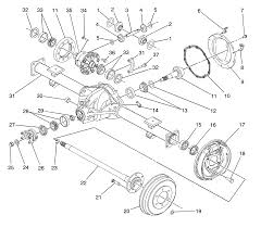 I need a detailed transmission diagram for a chevy colorado 2007