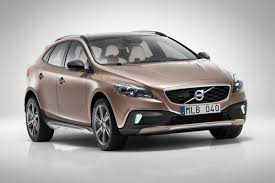 volvo new car releaseNew Volvo V40 Cross Country Photos Released in Advance of the