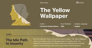 The Yellow Wallpaper Study Guide Gettin Ready For College