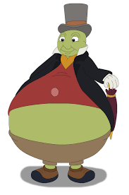 Small Picture Fat Jiminy Cricket for BrandyKoopa by MCsaurus on DeviantArt