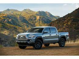 New 2021 toyota tacoma truck double cab from cavender toyota in san antonio, tx, 78238. 2021 Toyota Tacoma Prices Reviews Pictures U S News World Report