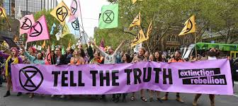 Image result for extinction rebellion protests london