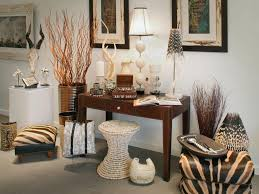 Floor Vase Decoration Ideas along with Wide Range of Home Decoration  Objects on a Wooden Table plus Wall Decorations and some Unique Furnitures  on the Floor