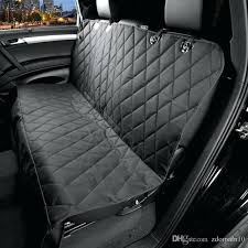 bench car seat covers tactical all double cab versions rear 60 40 split