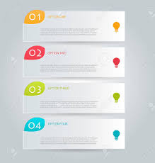 Tab Website Design Business Infographics Tabs Template For Presentation Education