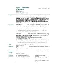 Nursing Resume Template Classy Professional Resume Format For Experienced Free Download Also