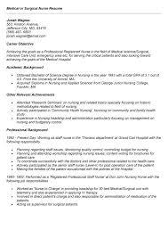 med surg nurse resume. 22 Beautiful Med Surg Nurse Resume Wtfmathscom