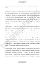 essay on racism racism in sports at com org academic assignment essay racial discrimination topgradepaper