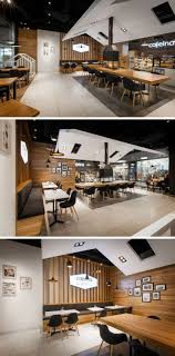 309 best cafe images on Pinterest   Commercial interiors, Restaurant design  and Gastronomy food