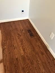 pine hardwood floor. Refinished These Reclaimed Heart Pine Hardwood Floors. Floor With Semi-gloss Finish. Historic Home In Keo, AR A