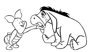 eeyore coloring pages baby coloring pages coloring page and piglet coloring pages cute baby coloring pages eeyore coloring pages