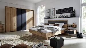 Interliving Schlafzimmer Serie 1004 Hängekonsole Alteiche Rustiko