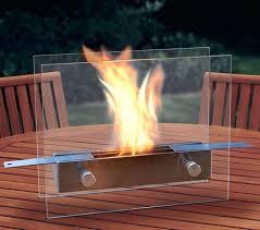 alcohol fire pit regal flame tabletop portable bio ethanol fireplace diy