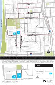 downtown parking info