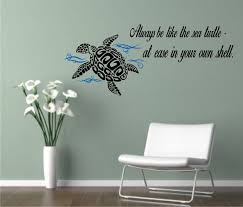 perfect sea turtle wall decal new sea turtle uber decals wall decal vinyl decor art sticker  on lovely sea turtle wall art with 50 lovely sea turtle wall decal ideas home