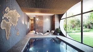 pool house interior design. Fine Design IndoorSwimmingPoolDesignIdeasForYourHome Inside Pool House Interior Design T