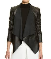 karlie leather jacket