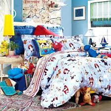 toddler boy bedding sets bedding full size 3 piece kids bedding set puppy family duvet cover