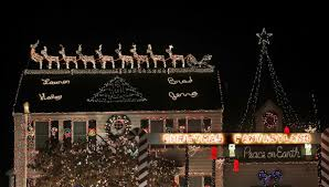 Great Christmas Light Fight Richmond Richmond Area House To Compete On Abcs The Great Christmas