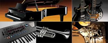 Musical Instruments - Products - <b>Yamaha</b> - Other European Countries