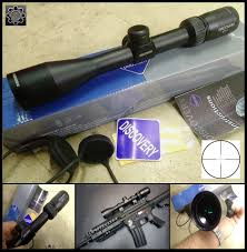 FHB Tactical - VT-1 3-9X40 <b>DISCOVERY RIFLE SCOPE</b> (PM FOR ...
