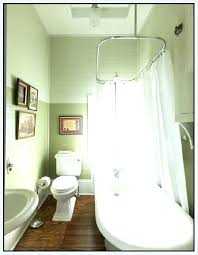 clawfoot tub shower curtain liner exciting what size shower curtain for tub liner home design ideas clawfoot tub shower