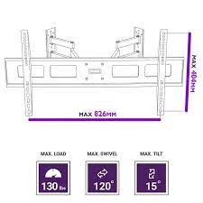 corner tv wall mounts brackets for flat