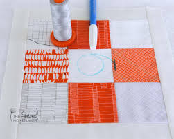 Spiral Quilting with a Walking Foot - The Seasoned Homemaker & Machine quilting doesn't have to be difficult. The key to simplified  machine quilting Adamdwight.com