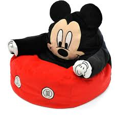 mickey mouse clubhouse recliner chair