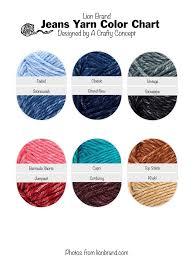 Lion Brand Homespun Yarn Color Chart Lions Brand