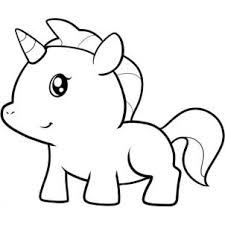 Small Picture How to draw how to draw a unicorn for kids Hellokidscom