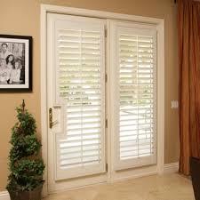 jacksonville patio door shutter options