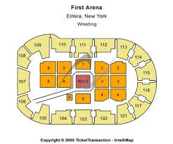 Elmira Enforcers Seating Chart First Arena Tickets And First Arena Seating Charts 2019