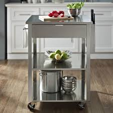 Crosley Furniture Kitchen Cart Crosley Kendall Kitchen Cart Reviews Wayfair