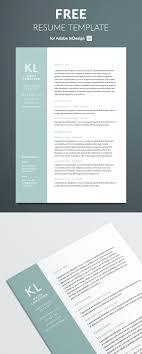 Modern Sleek Resume Templates Template Free Template Resume Design Modern Resume