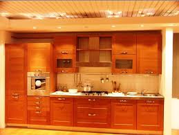 image of solid wood kitchen cabinets