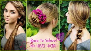 You Tube Hair Style 3 no heat back to school hairstyles using twists jackie wyers 5366 by wearticles.com