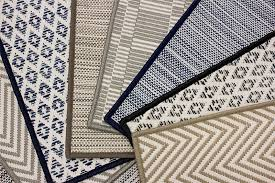 as a designer you can guide your client toward selecting the best indoor or outdoor rugs for their available spaces and even provide some valuable insight
