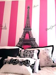 Pink Paris Bedroom Decor Pink Themed Bedroom Themed Bedroom Curtains Pink  And Black Themed Bedding Bedroom
