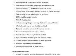 persuasive essay topics persuasive essay org 5th grade persuasive essay topics